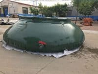150Gallon Onion Shape Food Grade Water Tank for Amry Application