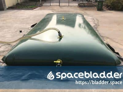 20000liter Recyclable Underground Irrigation Water Bladder Tank Space Bladder