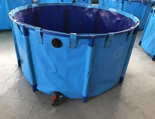 Flexible Durable Large Aquaculture Fish Farming Tanks