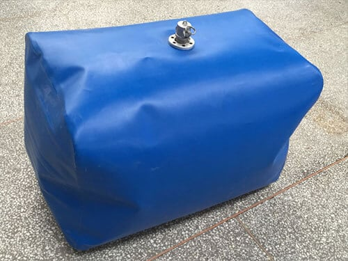 Hiqh-Quality-500-liter-Square-Shape-Movable-Grey-Water-Tank