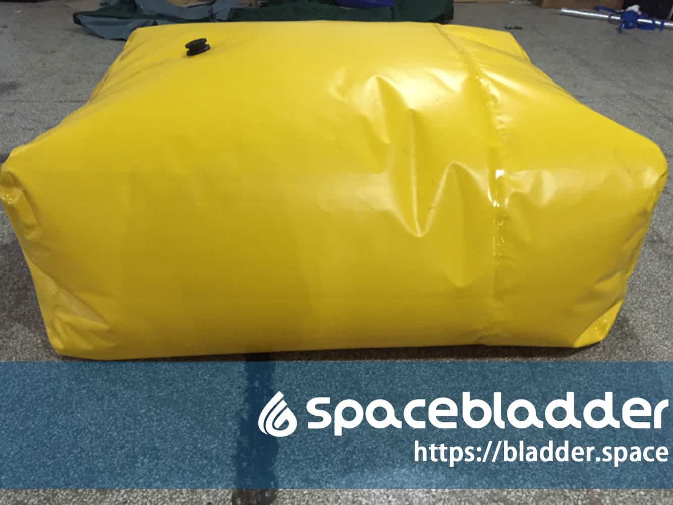 Inflatable-PVC-Tarpaulin-High-Tearing-Strength-Square-Industrial-Water-Tank-2