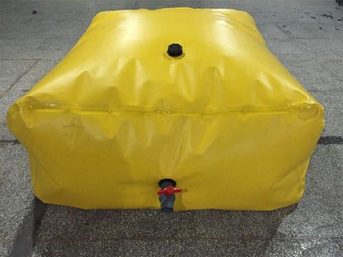Inflatable PVC Tarpaulin High Tearing Strength Square