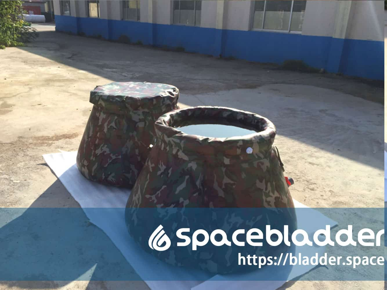 Self-supporting-Open-top-Flexible-Bivouacking-Water-Tank-3