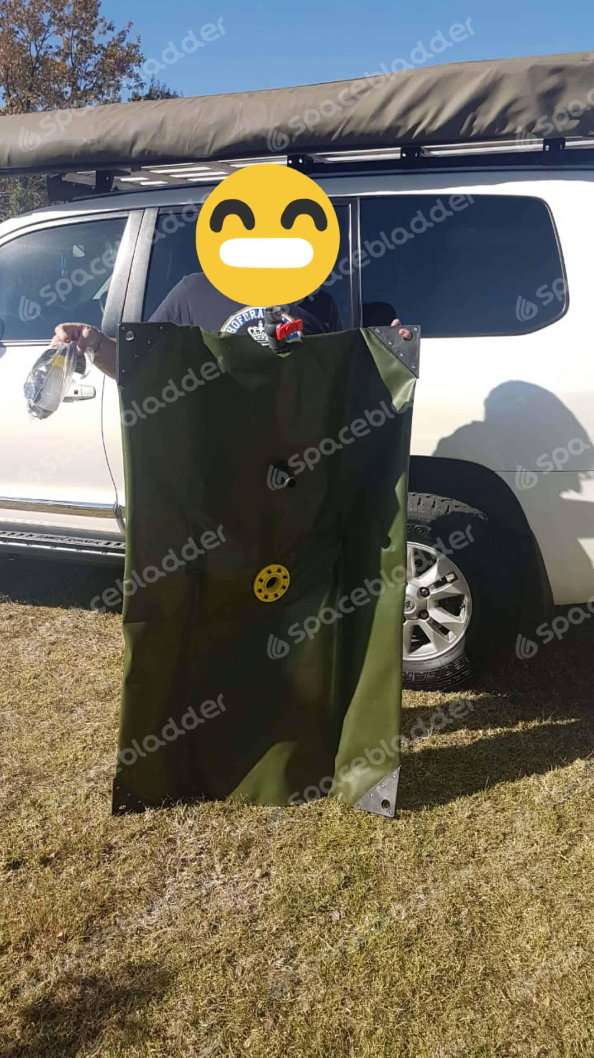 200L SUV Pillow Water Bladder