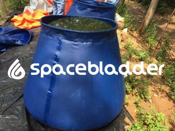 1000 litre water bladder
