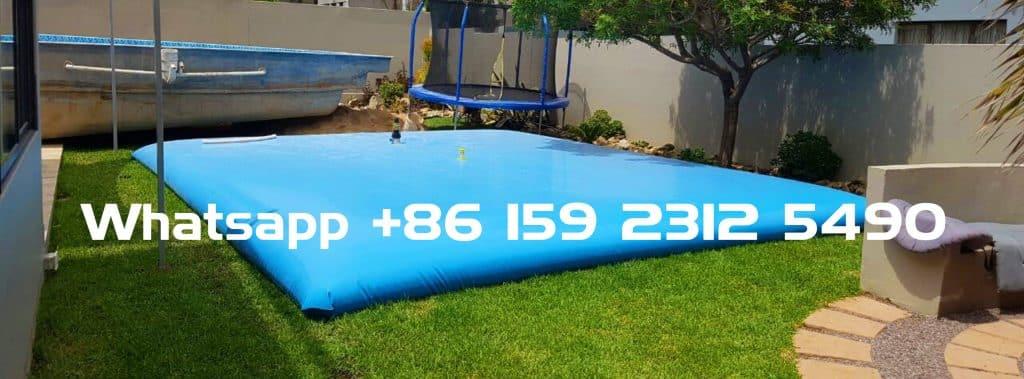 How to Safe Pool Water When Refurbishing?
