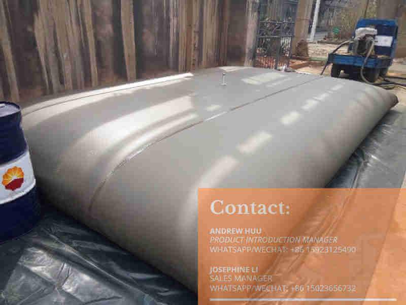 Petrol Diesel Fuel Bladder Tank