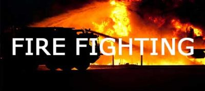 FIRE-FIGHTING