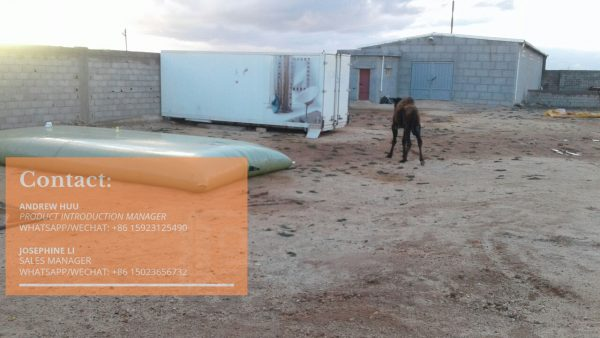 containers used for storing water at home