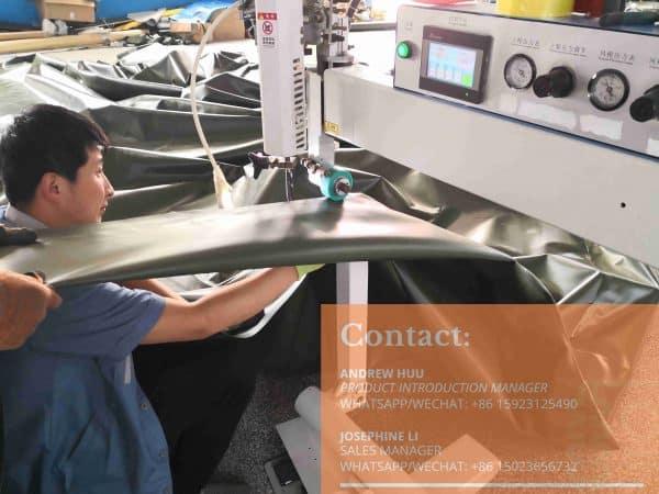 Petrol Diesel Fuel Bladder Tank Technology