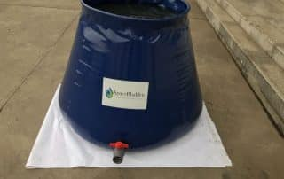 Spacebladder 1,000L Onion Shape Water Storage Tank to The United Kingdom 1
