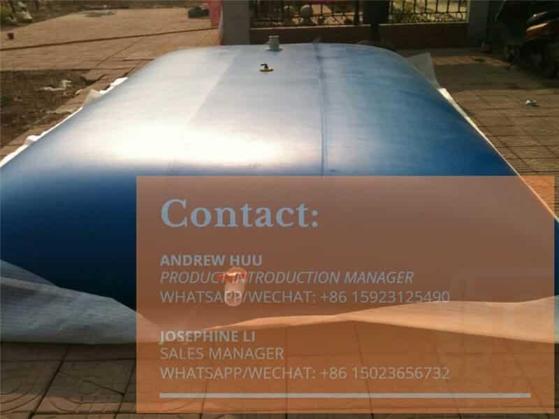 Spacebladder is A Professional Manufacturer of Collapsible Water Storage Bladder 01