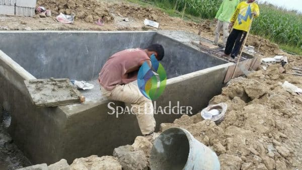 Space Home use biogas plant small biogas digester design and