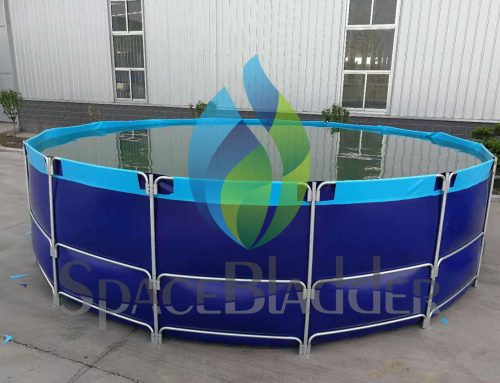 SpaceBladder Aquaculture Tank