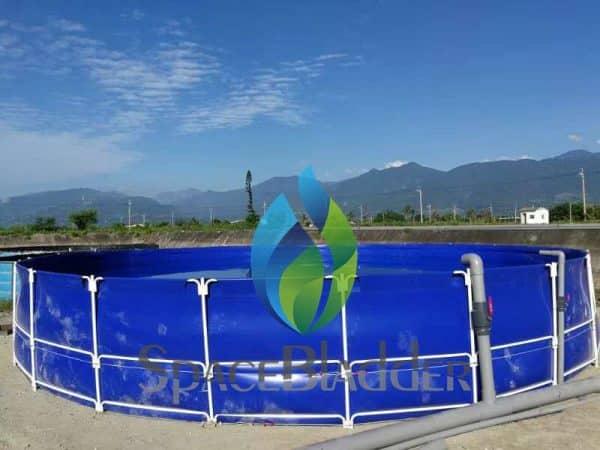 Round Aquaculture Tank & Square Aquaculture Tank1