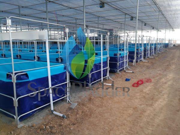 Round Aquaculture Tank & Square Aquaculture Tank5