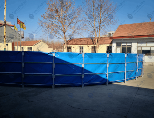 Flexible Fish Farming Tank – Space Hot Sale Tank