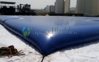 500m3 pillow water tank