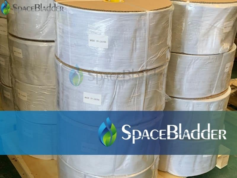 pvc layflat hose packing