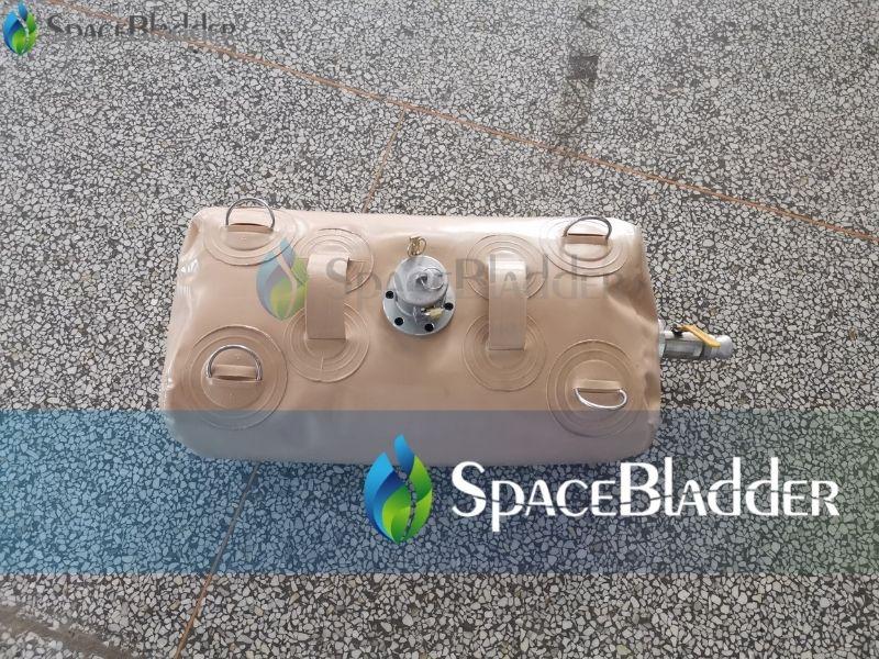50l army use diesel gasoline fuel bladder portable fuel tank 2