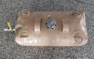 50l army use diesel gasoline fuel bladder portable fuel tank