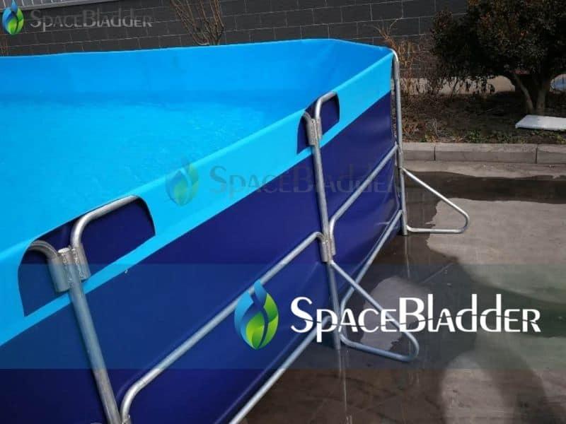 rectangular folding tanks for aquaculture system shrimp tanks 2