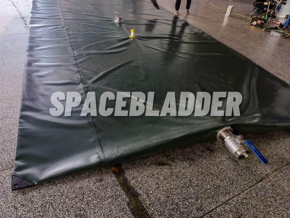 Spacebladder 20000L Collapsible PVC Pillow Shape Water Tanks In Hongkong