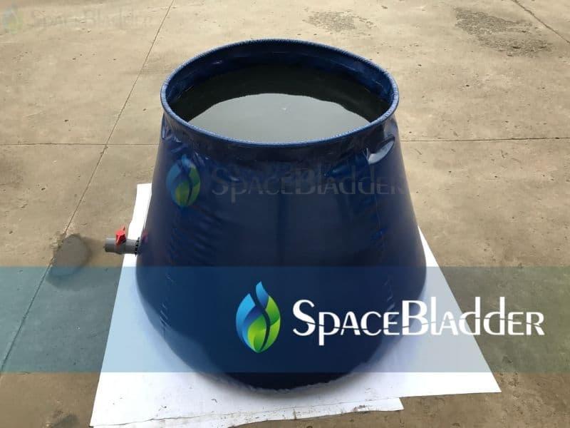 1000 Liter Reusable PVC TPU Portable Water Tank